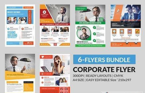 Corporate Flyer - Big Bundle 341201