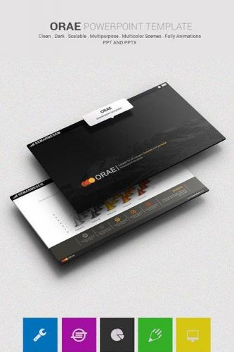 Orae Powerpoint Template
