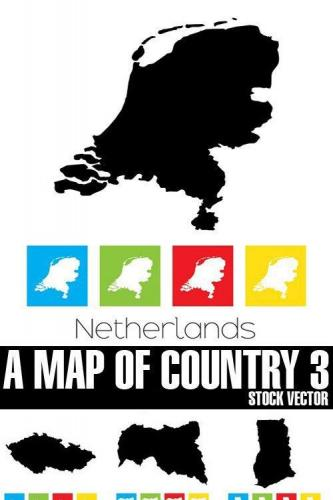 Stock Vectors - A Map Of Country