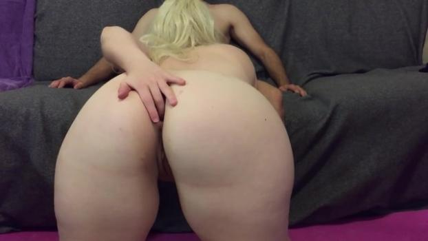 ModelHub.com-My Thick Ass PAWG Girlfriend Playing With Pussy and Fucked Until Cum POV