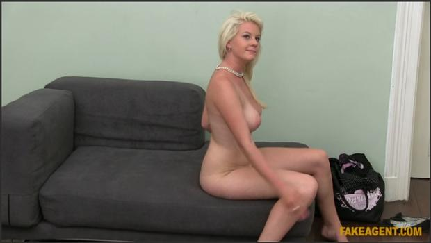 Fakehub.com- Curvy Blonde Gets Her Pussy Stuffed By A Thick Cock