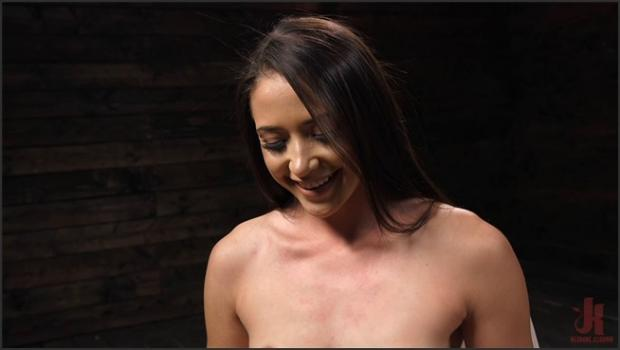 BDSM-FuckingMachines.comAvi Love - First Timer Talking Dirty and...(20.06.18_720p)